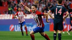 Saúl acerca al Atlético a la final de Champions