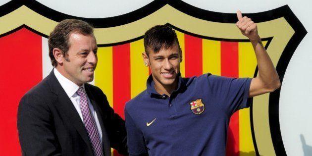 La Audiencia Nacional seguirá investigando el fichaje de Neymar pese a retirarse la