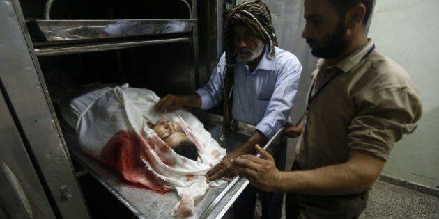 Dos menores palestinos mueren a manos de fuerzas de Israel en protestas tras el asesinato de un