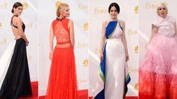 Todos los vestidos de los Emmy 2014