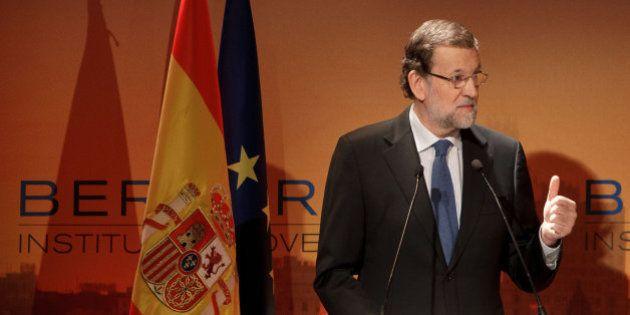 Rajoy modera su optimismo económico y exhibe ardor europeísta contra los
