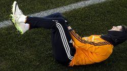 Así ha dejado Pepe a Cristiano durante un entrenamiento