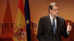 Rajoy exhibe ardor europeísta contra los