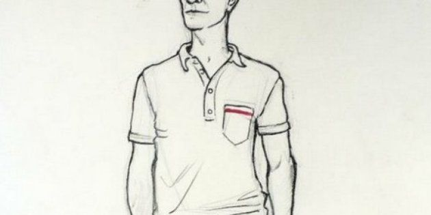 Iván Solbes: aprender dibujando a parados