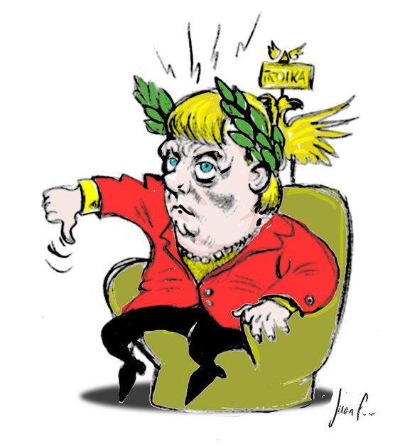 Ni Europa es solo Alemania ni Merkel su