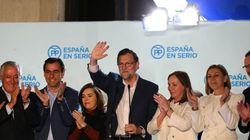 El PP gana las elecciones pero tiene muy difícil formar