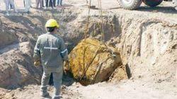 Encuentran en Argentina el segundo meteorito más grande del