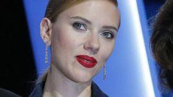 Scarlett Johansson, Julie Gayet y otros famosos en los premios César