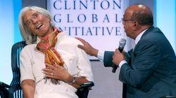 La directora del FMI cobró un 1,8% más en el último