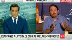 La respuesta de Iglesias al presentador de Antena 3 que arrasa en las