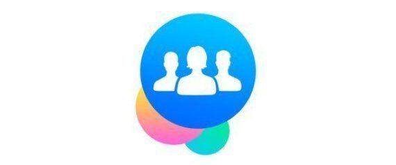 Los logos de Facebook se rediseñan y sitúan a las mujeres delante de los