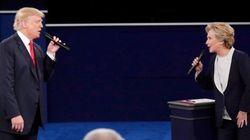 Cachondeo en Twitter con esta foto de Hillary Clinton y Donald