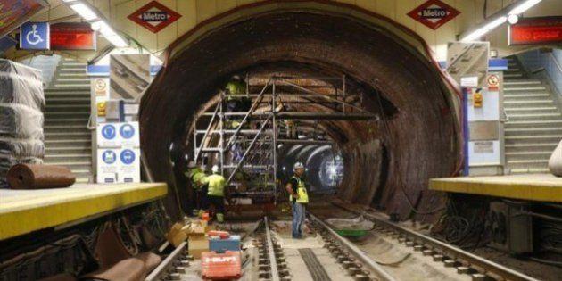 Metro de Madrid reabre este miércoles siete estaciones de la Línea 1 cerradas por