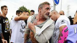 El Toro de la Peña acaba sin muerte en público pero con golpes e