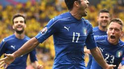 Tributo de Eder a Cesarini: Italia vence a Suecia