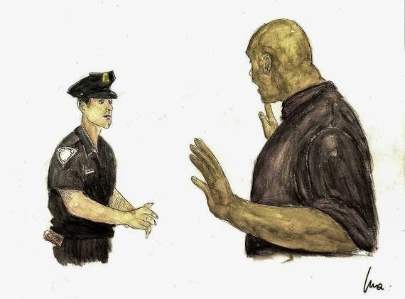 Violencia policial y justicia
