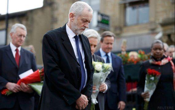 Cameron y Corbyn defienden los valores democráticos en el tributo a Jo