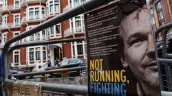 ¿Puede Londres sacar a la fuerza a Assange de la embajada? (FOTOS,