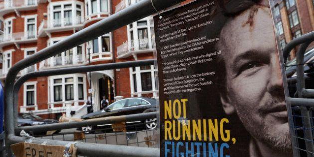 Wikileaks: Julian Assange, refugiado en la embajada de Ecuador en Londres, ¿pueden sacarle a la fuerza?...