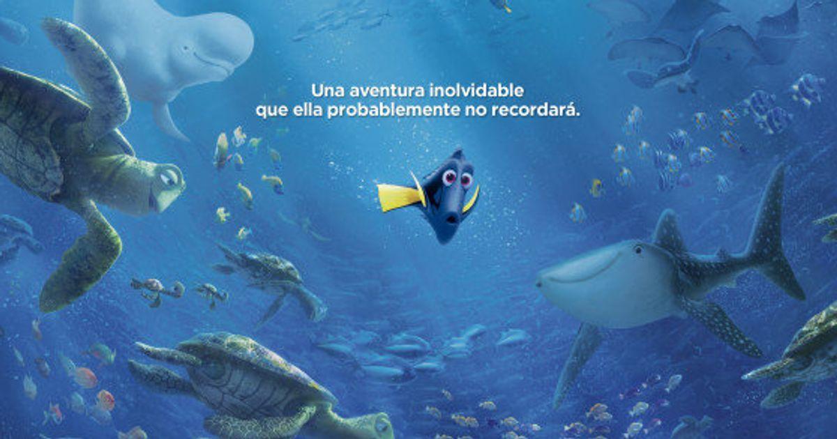 14 Datos Que Demuestran Que Dory Puede Superar A Nemo El