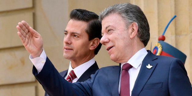 Santos suspende negociaciones de paz con el ELN tras la disputa sobre un