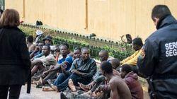 Llega a Melilla una patera con 30 inmigrantes