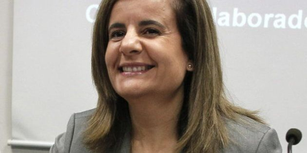 Fátima Báñez confiesa que