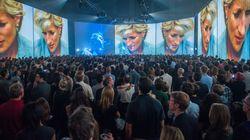 Massive Attack revienta Nueva York en aplausos poniendo música a una pieza de Adam
