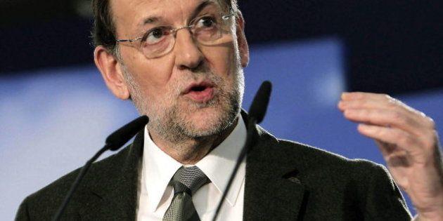 Rajoy acusa a Mas de