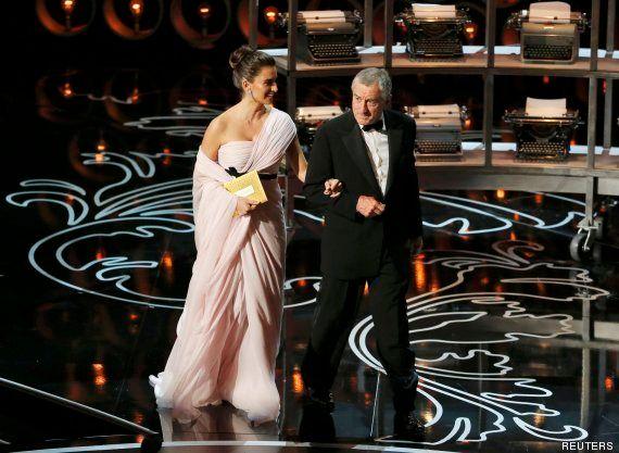 Penélope Cruz en los Oscar 2014: su vestido y su entrega