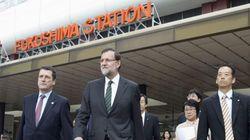 Rajoy mete la pata sobre