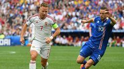 Hungría empata (1-1) ante Islandia y se acerca a
