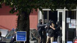 La Policía francesa olvidó bolsas con una pistola y material de los