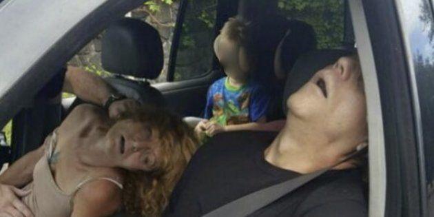 Así se hizo la fotografía del niño que vivió la sobredosis de su