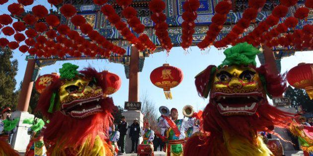 ¡Feliz Año de la Cabra! Los países de Asia que celebran el Año Nuevo