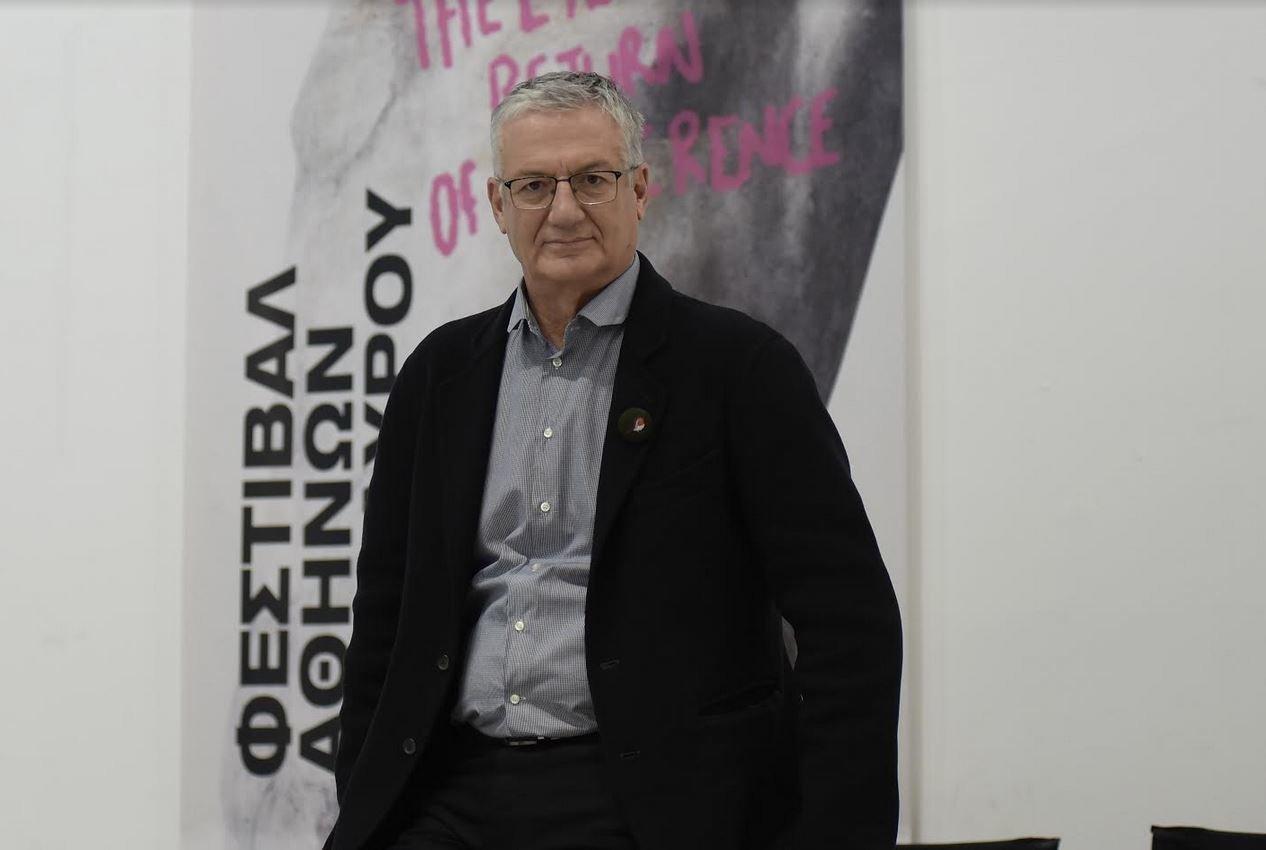 Παρατείνεται η θητεία του Βαγγέλη Θεοδωρόπουλου στο Φεστιβάλ