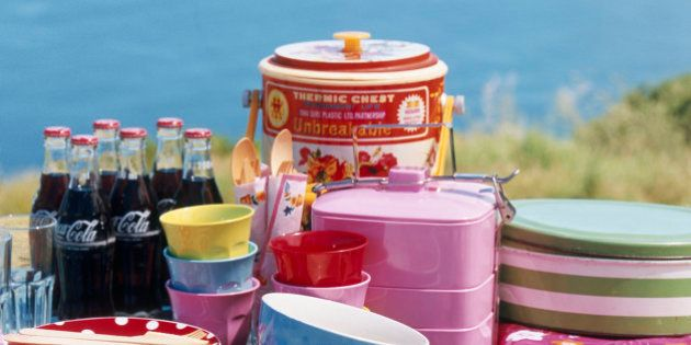 Ideas para hacer un picnic: los mejores trucos para comer fuera
