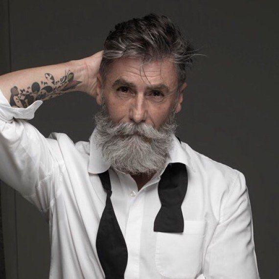 El francés de 60 años que se ha puesto de moda en Estados Unidos sin