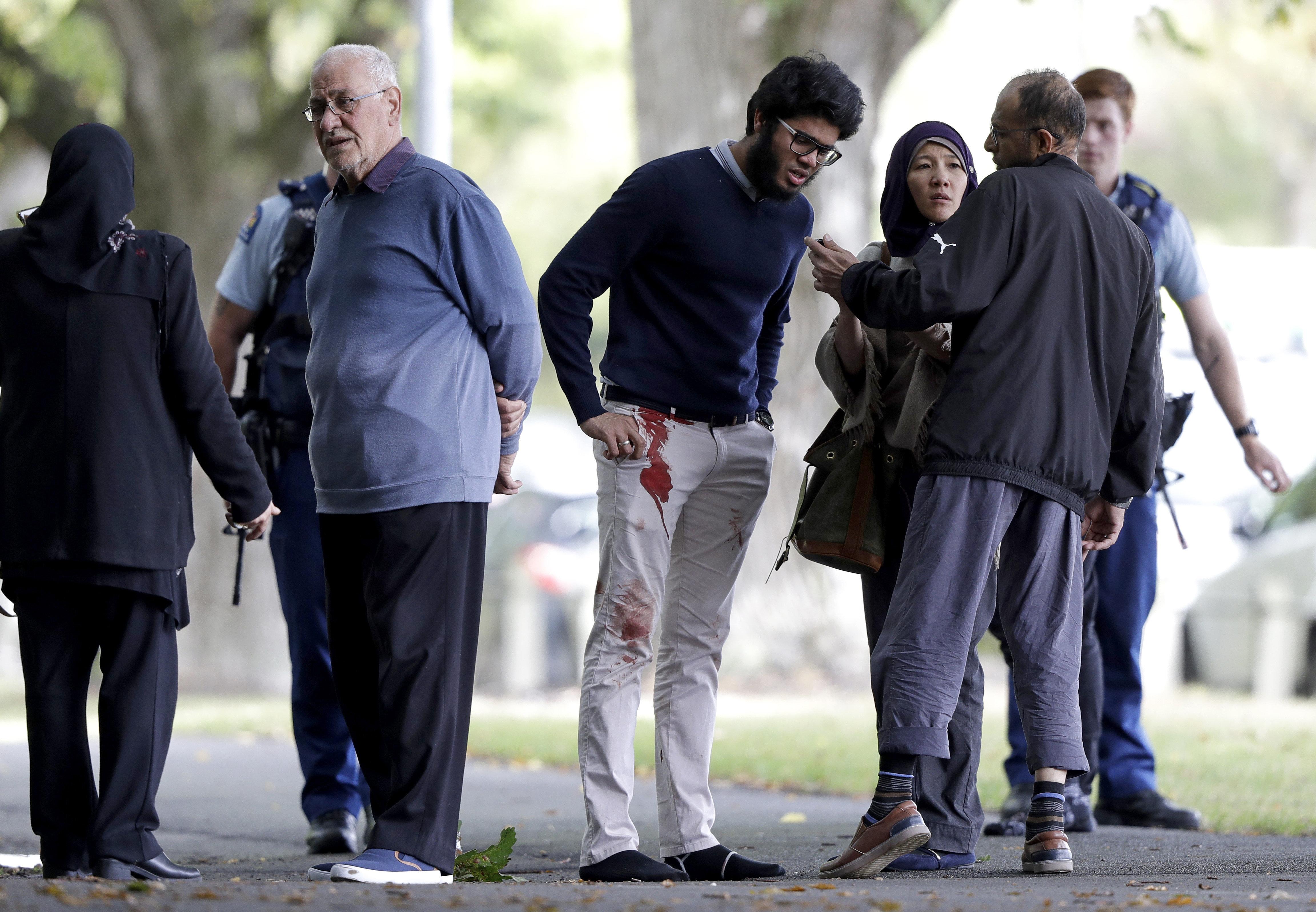 «Νομίζαμε πως ζούσαμε στην πιο ασφαλή χώρα του κόσμου» λένε οι μουσουλμάνοι στη Νέα