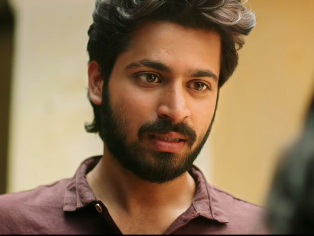 Harish Kalyan in a still from 'Ispade Rajavum Idhaya