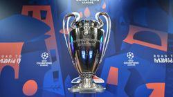 Ligue des Champions: les affiches des quarts de