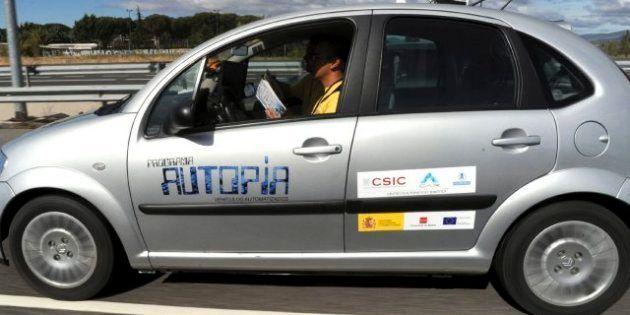 Coches sin conductor: un vehículo español completa 100