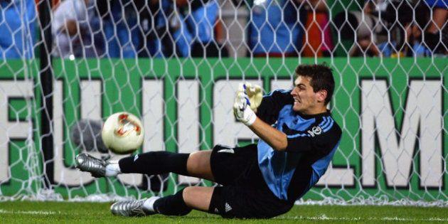 España-Irlanda: Una década desde la mañana de los tres penaltis de Iker Casillas