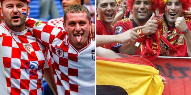 Eurocopa 2012: Italia pide a la UEFA condenar a las aficiones de España y Croacia por pitar su himno