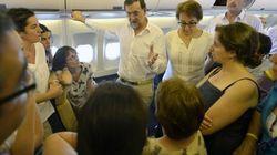 Rajoy ya no huye de la