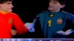 El guiñol de Casillas:
