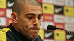Valdés anuncia que dejará el Barcelona en