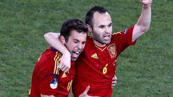 Jordi Alba, al Barça cinco