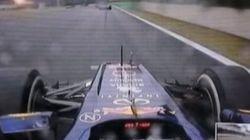 ¿Adelantó Vettel a dos rivales con bandera amarilla?
