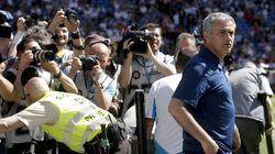 Los fotógrafos protagonizan la última polémica de Mourinho
